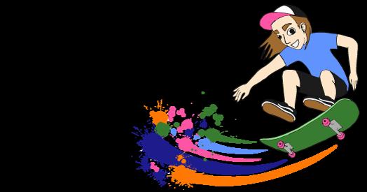 Art & Skate MTL Logo
